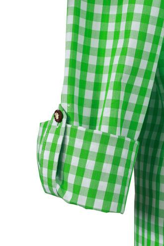Men's Traditional Shirt - Ärmel