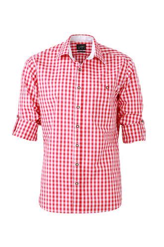 Men's Traditional Shirt - hochgekrempelt