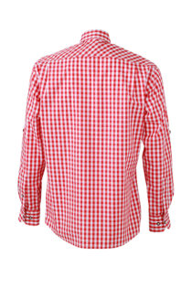 Men's Traditional Shirt - Rückseite