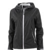 Ladies Outdoor Jacket - black/silver