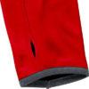 Mani Power Fleece Jacke - Detailansicht Daumenöffnung