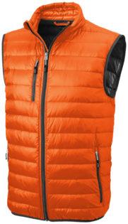 Fairview Leichter Daunen-Bodywarmer - orange