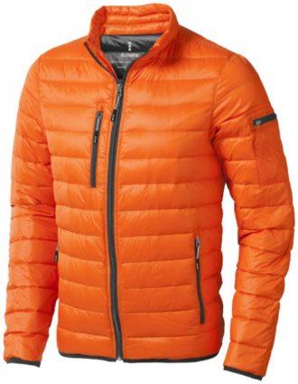 Scotia Leichte Daunenjacke - orange