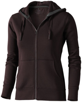 Arora Damen Pullover - chocolate brown