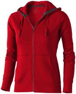 Arora Damen Pullover - rot
