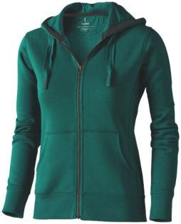 Arora Damen Pullover - waldgrün