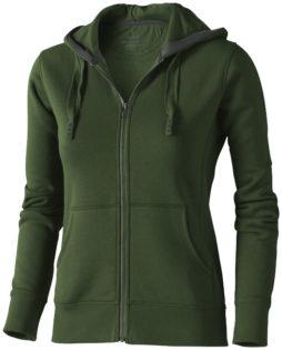 Arora Damen Pullover - armeegrün