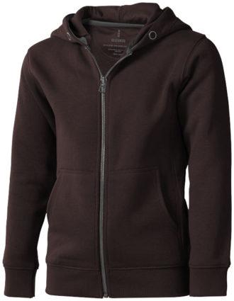 Arora Kinder Pullover ELEVATE - chocolate brown