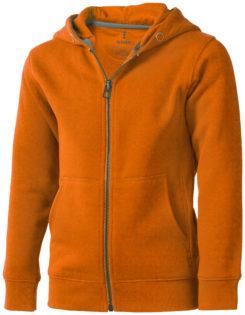 Arora Kinder Pullover ELEVATE - orange