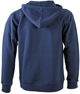 Mens Hooded Jacket - Rückenansicht