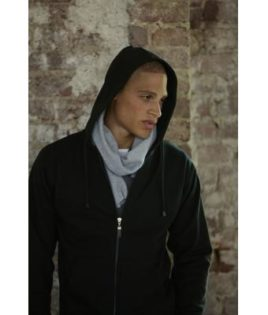 Mens Hooded Jacket - Hoodied Jacket