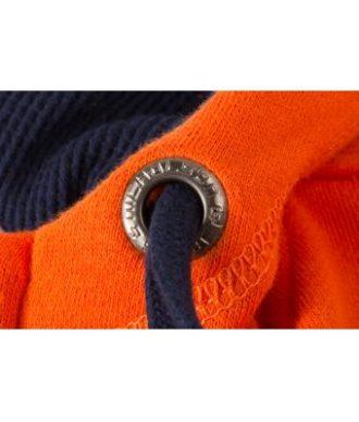 Ladies Lifestyle Zip-Hoody - Detailverarbeitung