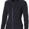 Drop Shot Damen Mikrofleece Jacke - navy/silber