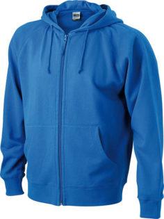 Hooded Jacket - royal