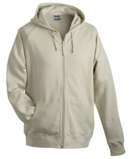 Hooded Jacket - stone