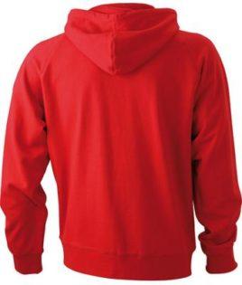 Hooded Jacket - Rückenansicht