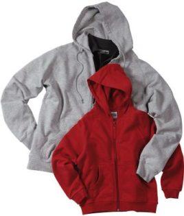 Hooded Jacket Junior - auch in Erwachsenengrößen