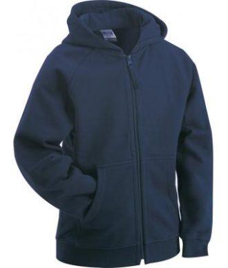 Hooded Jacket Junior - navy