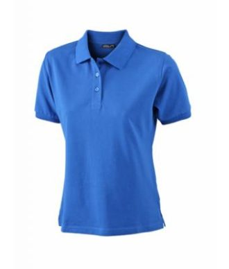 Damen Werbeartikel Poloshirt Classic - royal