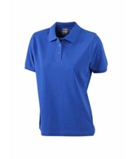 Damen Werbeartikel Poloshirt Classic - dark royal