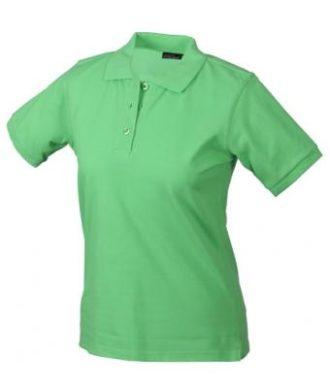 Damen Werbeartikel Poloshirt Classic - lime green
