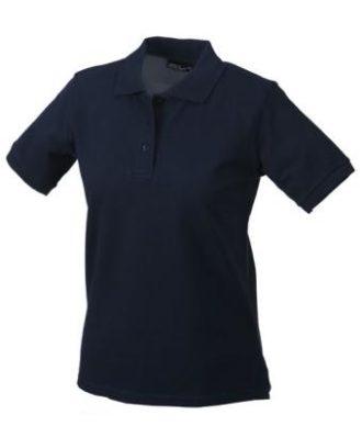 Damen Werbeartikel Poloshirt Classic - navy