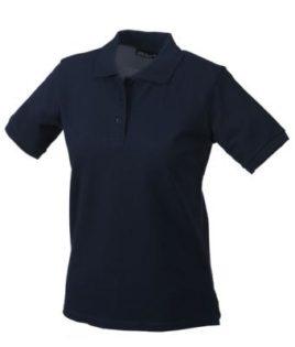 Damen Werbeartikel Poloshirt Classic - petrol