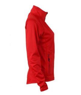 Ladies Basic Fleece Jacket - Seitenansicht