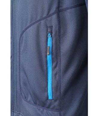 Ladies Basic Fleece Jacket - Seitentaschenmit Reisverschluss