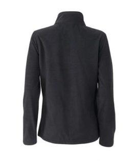 Ladies Basic Fleece Jacket - Rückenansicht
