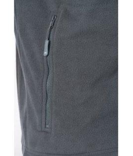 Ladies Basic Fleece Jacket - Reißverschlusstaschen