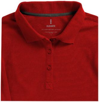 Oakville Damen Poloshirt ELEVATE - 3er Knopfleiste