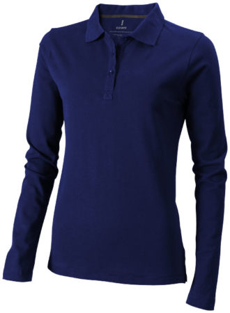 Oakville Damen Poloshirt ELEVATE - navy