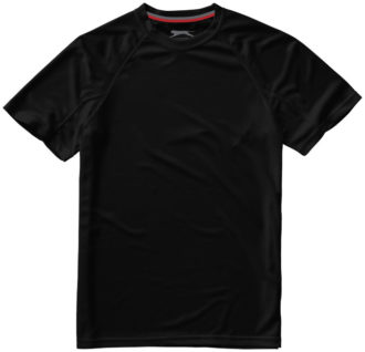 Serve T Shirt  Slazenger - schwarz