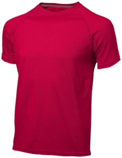 Serve T Shirt Slazenger - rot