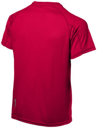 Serve T Shirt Slazenger - rotRücken