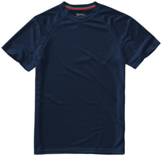 Serve T Shirt Slazenger - navyRücken