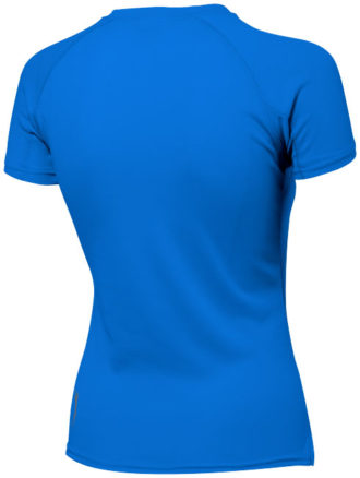 Serve Damen T Shirt Slazenger - himmelblauRücken