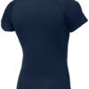 Serve Damen T Shirt Slazenger - navyRücken