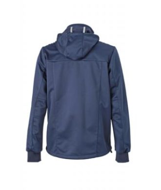 Mens Maritime Jacket - navy / navy / white
