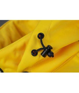 Mens Maritime Jacket - elastischeKordelmit Stopper