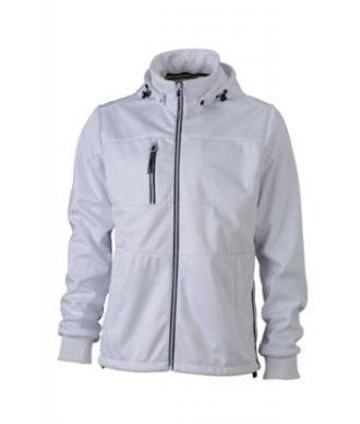 Mens Maritime Jacket - white / white / navy