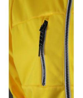 Mens Maritime Jacket - Brusttaschemit  Reißverschluss