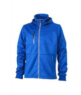 Mens Maritime Jacket - nautic blue / navy / white