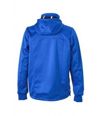 Mens Maritime Jacket - nautic blue / navy / white