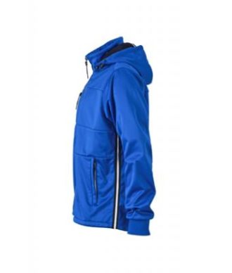 Mens Maritime Jacket - Seitentaschenmit Reißverschluss