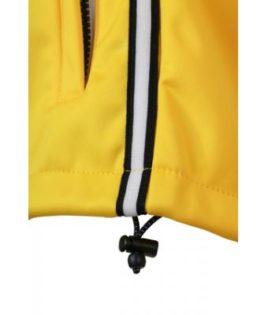 Ladies Maritime Jacket James & Nicholson - Elastische Kordelmit Stopper anKapuze & Saum