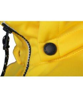 Ladies Maritime Jacket James & Nicholson - Kapuzeabknöpfbar