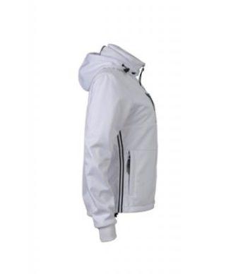 Ladies Maritime Jacket James & Nicholson - Taschen mitReißverschluss