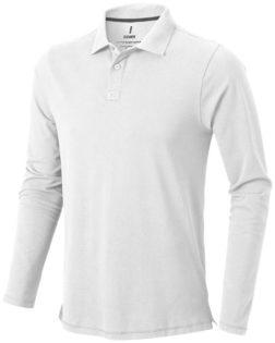 Oakville Poloshirt ELEVATE - weiß
